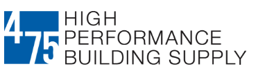 475 High Performance Building Supply Promo Code