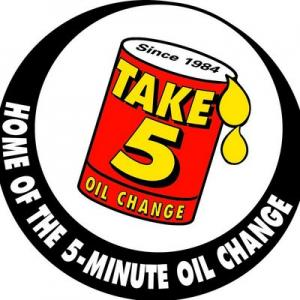Take 5 Oil Change Promo Code