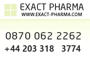 Exact Pharma Free Delivery Site Wide