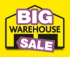 Big Warehouse Sale Free Delivery on Orders Over £95