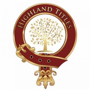 Highland Titles Plot as Low as £30 + Free Worldwide Delivery