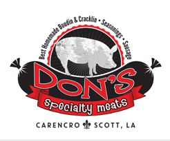 Don's Specialty Meats Promo Code