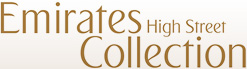 Emirates High Street Collection Emirates High Street Collection:Save 20%