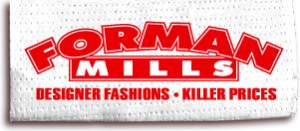 Forman Mills Find a Store North Philadelphia, PA and Milwaukee, WI Coming Soon