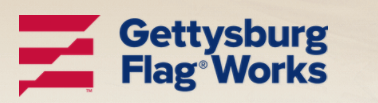 Gettysburg Flag 25% Discount on Any Order