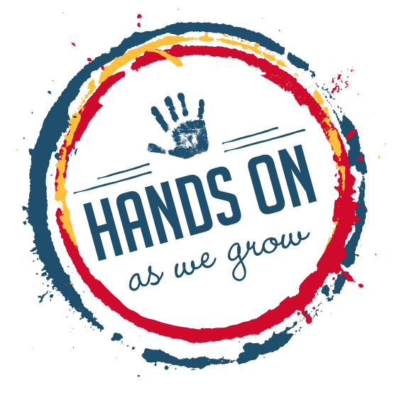 Hands On As We Grow Save $12 on Hands on as We Grow Any Order
