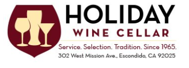 Holiday Wine Cellar Shop Now and Save $25