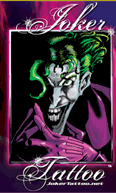Joker Tattoo Promo Code