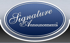 Signature Announcements Up to 28% Off