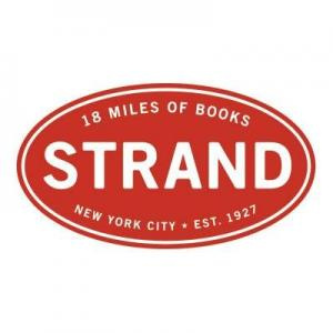 Strand Books $1 Off to Your 1st Order